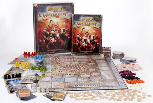 Lords of Waterdeep – Overview