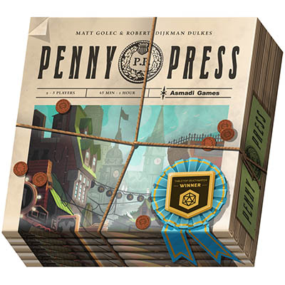 Penny Press - Cover