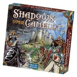 Shadows over Camelot - Cover