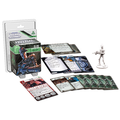 Star Wars Imperial Assault IG-88 Villain Pack – Overview