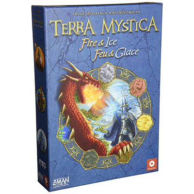Terra Mystica Fire and Ice – Cover