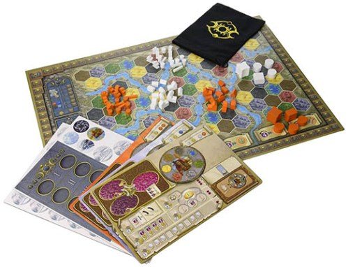 Terra Mystica Fire and Ice – Overview