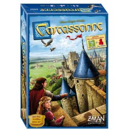 Carcassonne New Edition - Cover