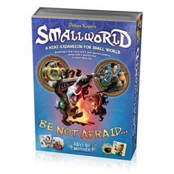 Small World Be Not Afraid - Cover