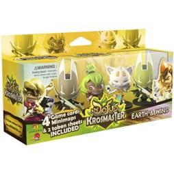 Krosmaster Arena - Expansion Pack 4 Earth & Wind