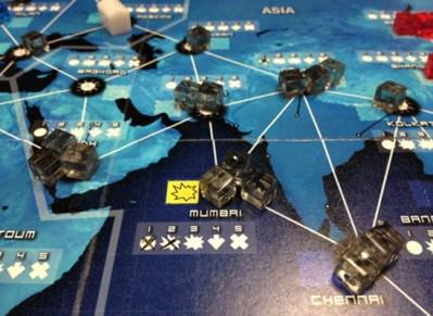 Pandemic Legacy (Blue) – Gameplay