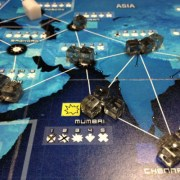 Pandemic Legacy (Blue) - Gameplay