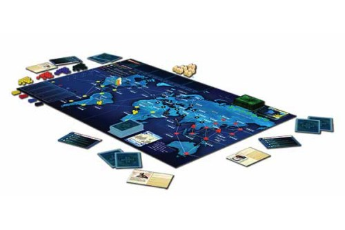 Pandemic Legacy (Blue) – Overview