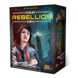 Coup Rebellion G54 - Cover