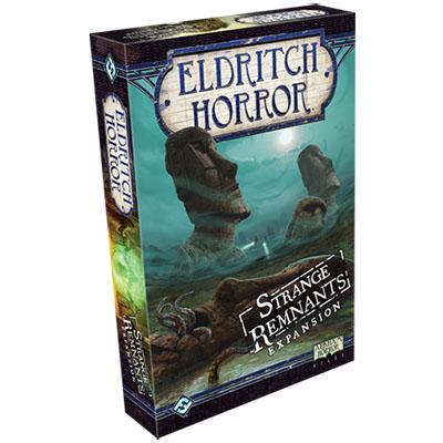Eldritch Horror Strange Remnants - Cover