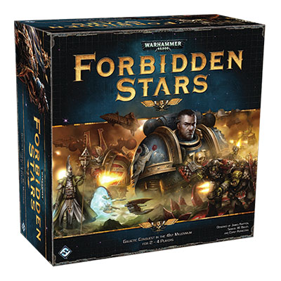 Forbidden Stars - Cover