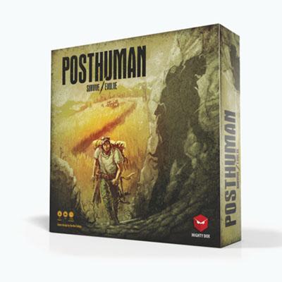Posthuman - Box Cover