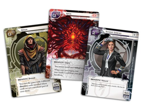 Android Netrunner – Data and Destiny – Cards