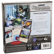 Android Netrunner – Honor and Profit - Back
