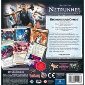 Android Netrunner – Order and Chaos – Back