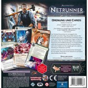 Android Netrunner – Order and Chaos - Back
