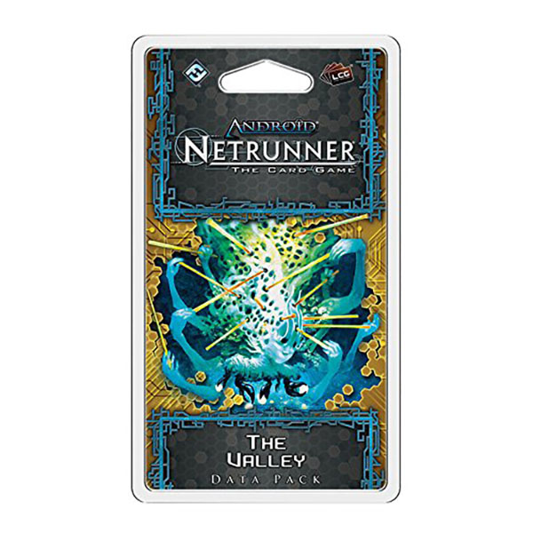 Android Netrunner – The Valley