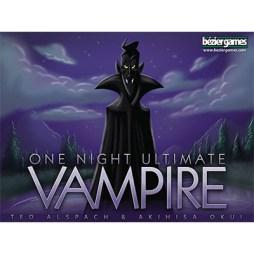 One Night Ultimate Vampire - Cover