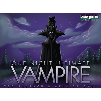 One Night Ultimate Vampire - Cover