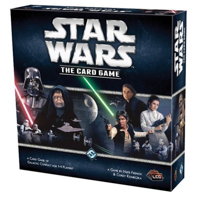 Star Wars Card Game - Cover