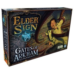 Elder Sign Gates of Arkham - Cover