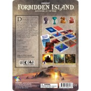 Forbidden Island - Back