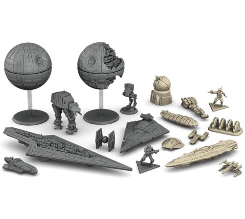 Star Wars Rebellion – Ships