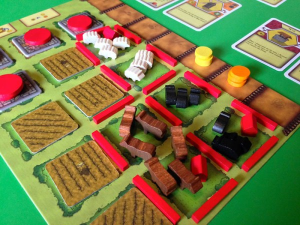 Agricola - Animeeples