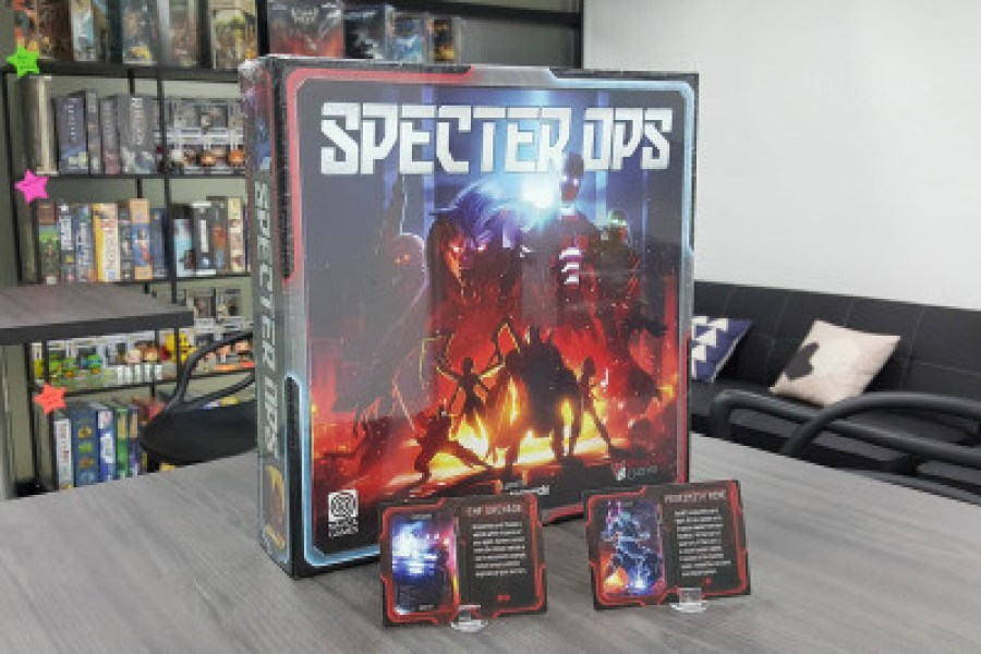 Specter Ops Promo Cards
