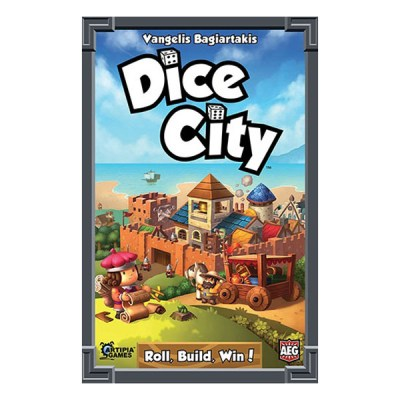Dice City - Cover