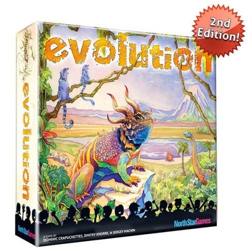 Evolution – Cover