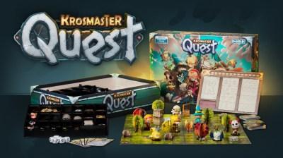 Krosmaster Quest – Banner