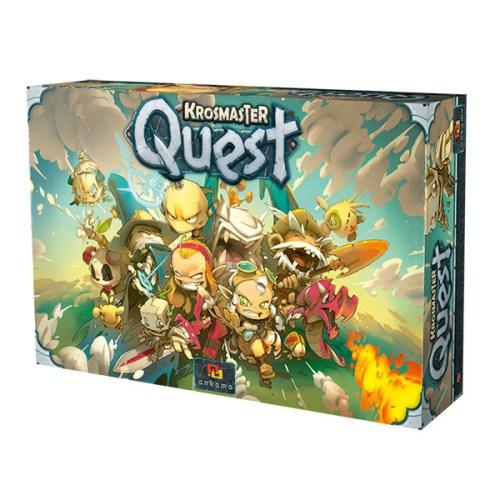 Krosmaster Quest – Cover