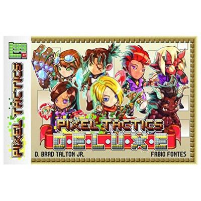 Pixel Tactics Deluxe - Cover