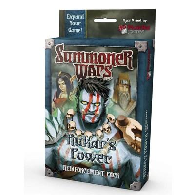 Summoner Wars Rukar's Power Reinforcements Pack - Cover