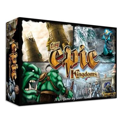 Tiny Epic Kingdoms - Cover