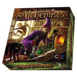 Alchemists - Cover