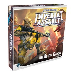 Star Wars Imperial Assault – The Bespin Gambit - Cover