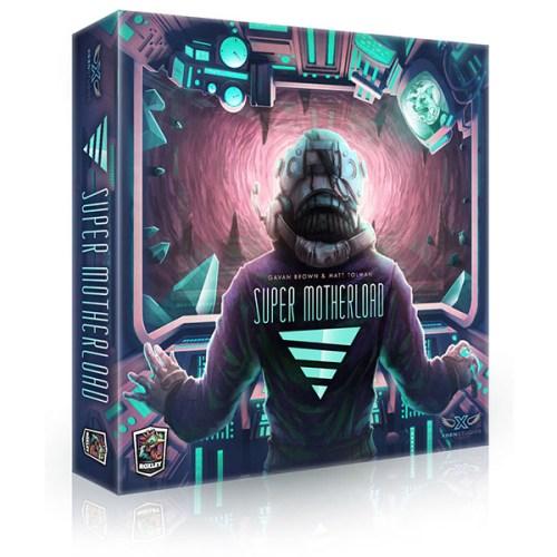 Super Motherload – Cover
