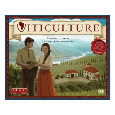 Viticulture Essential Edition – Cover
