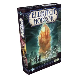 Eldritch Horror Signs of Carcosa - Cover