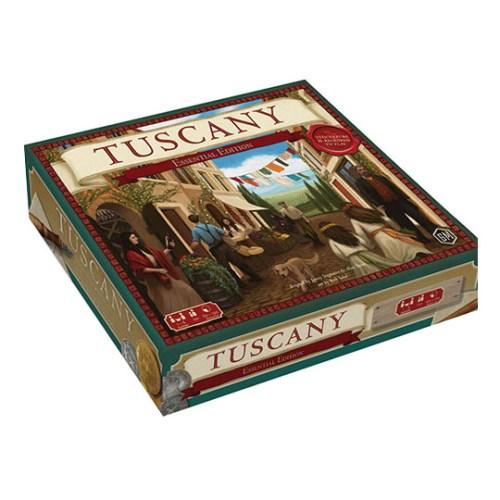Tuscany – Cover