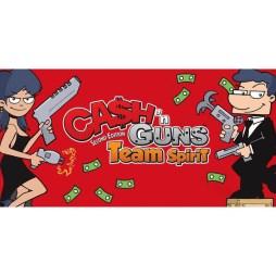 Cash n Guns Team Spirit - Cover