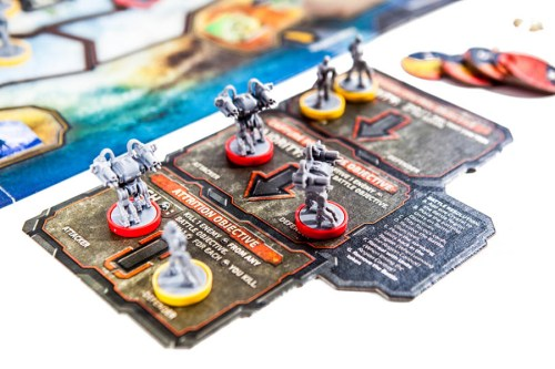 Cry Havoc – Battle Board