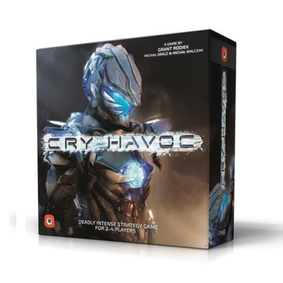 Cry Havoc – Cover