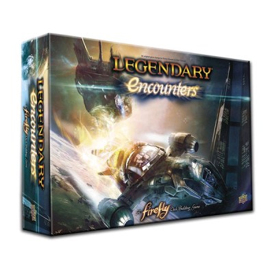 Legendary Encounters Firefly - Cover