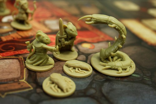 Mice and Mystics – Miniatrues