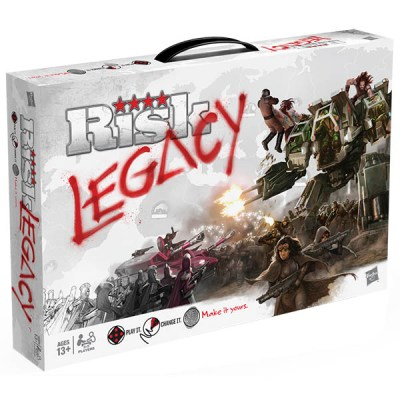 Risk Legacy - Cover