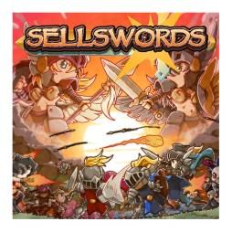 Sellswords - Cover