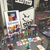 Dead Last – Convention Booth